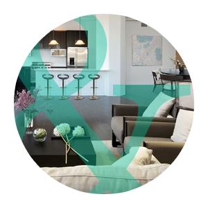 photo of a livingroom